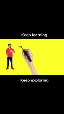 Keep learning  Keep exploring